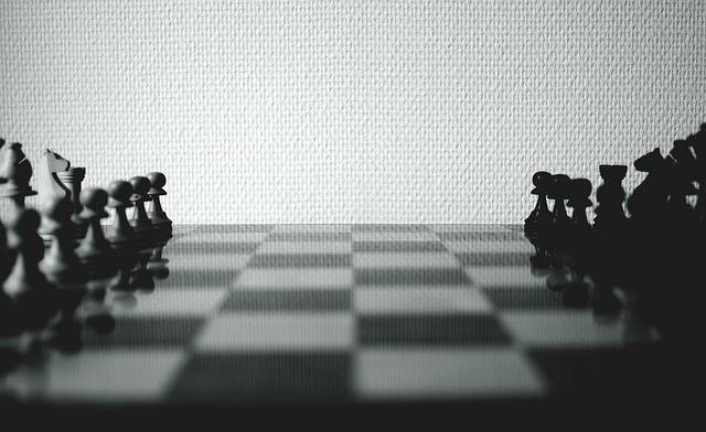 Chess Board Chessboard Black And · Free photo on Pixabay (1159)