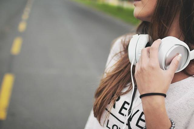 Girl Music Headphones · Free photo on Pixabay (1177)