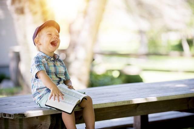 Boy Laughing Reading · Free photo on Pixabay (1203)