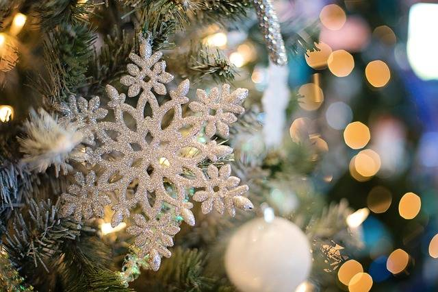Snowflake Ornament Christmas · Free photo on Pixabay (1435)