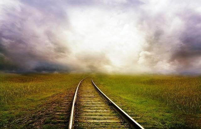 Railroad Tracks Railway · Free photo on Pixabay (1452)