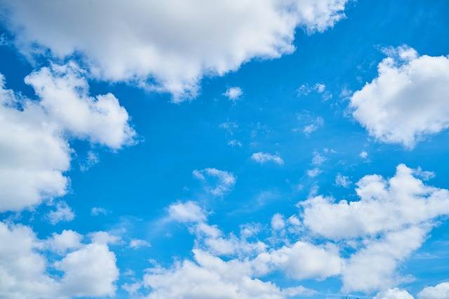 Sky Blue Clouds · Free photo on Pixabay (1463)