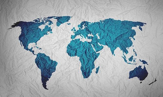 Map Of The World Background Paper · Free image on Pixabay (1608)