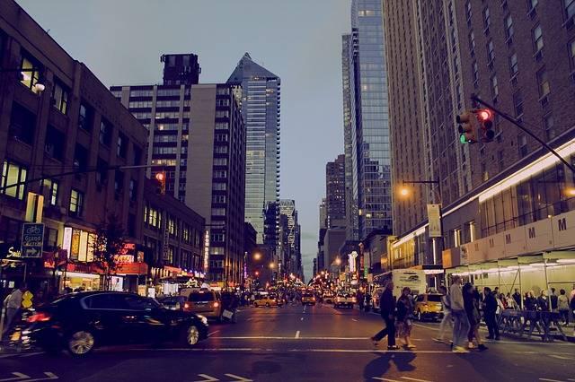 New York City Color · Free photo on Pixabay (1610)