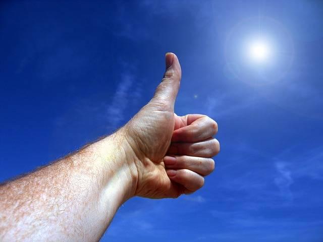 Qualification Hand Thumb · Free photo on Pixabay (1711)