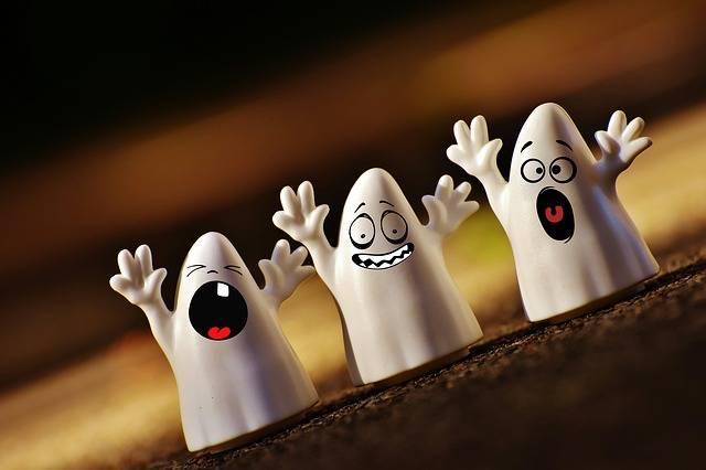 Halloween Ghosts Happy · Free photo on Pixabay (1739)