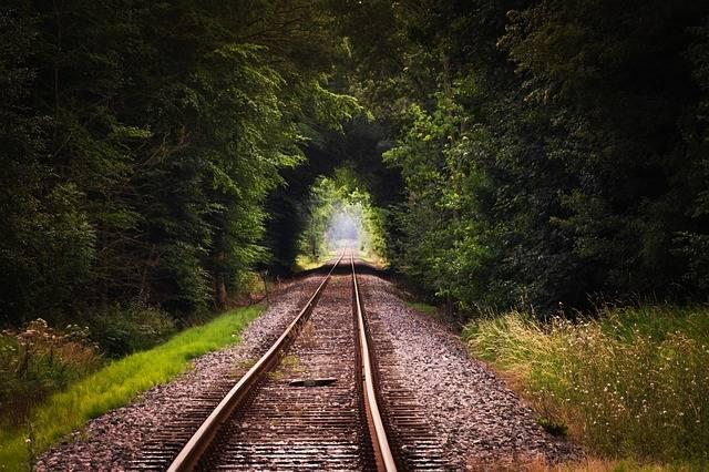 Gleise Rails Train Railway · Free photo on Pixabay (1741)