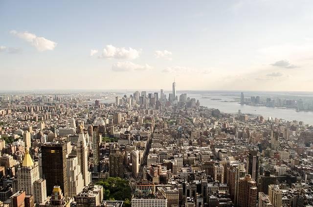 New York Aerial Architecture · Free photo on Pixabay (1753)