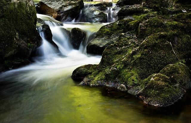 Waterfall Bach Ireland · Free photo on Pixabay (1854)