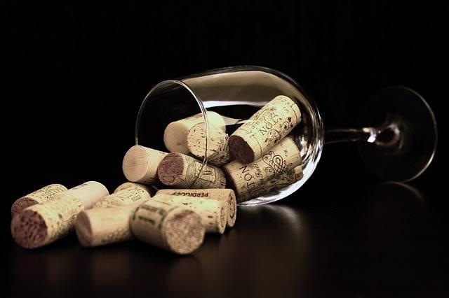 Cork Wine Glass Of · Free photo on Pixabay (1867)