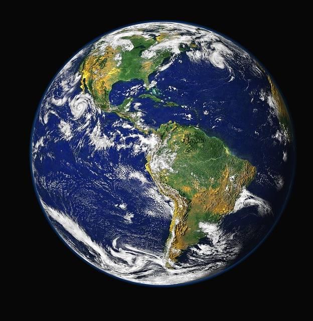 Earth Blue Planet Globe · Free photo on Pixabay (1889)