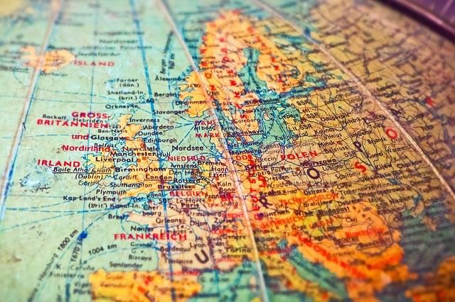 Globe Map Country · Free photo on Pixabay (2028)