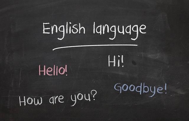English Language - Free photo on Pixabay (2237)
