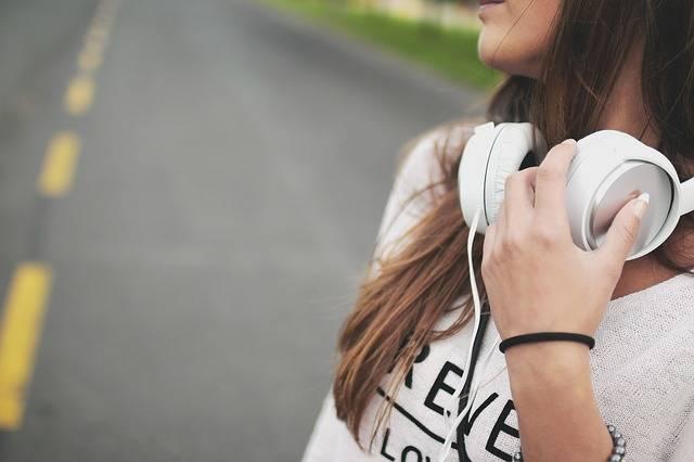 Girl Music Headphones - Free photo on Pixabay (2301)