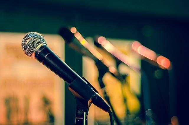 Mic Microphone Sound Check - Free photo on Pixabay (2302)