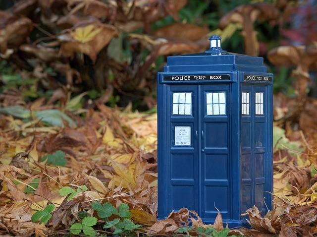 Tardis Dr Who Doctor - Free photo on Pixabay (2399)