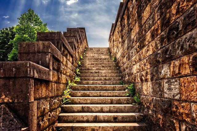 Stairs Stone Gradually - Free photo on Pixabay (2424)