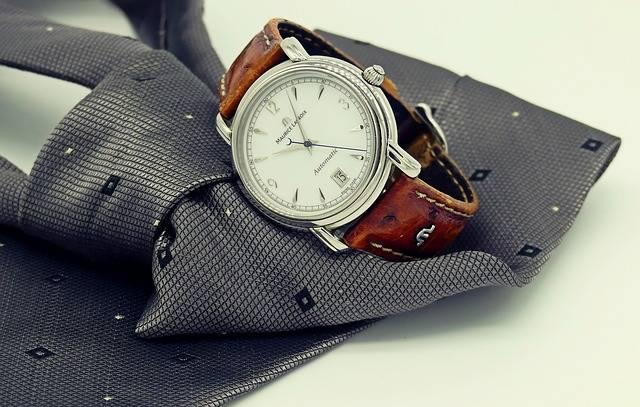 Wrist Watch Clock Tie - Free photo on Pixabay (2452)