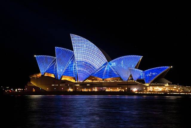 Sydney Opera House - Free photo on Pixabay (2493)
