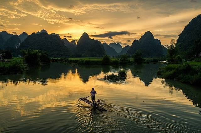 Afternoon Sun Set - Free photo on Pixabay (2614)