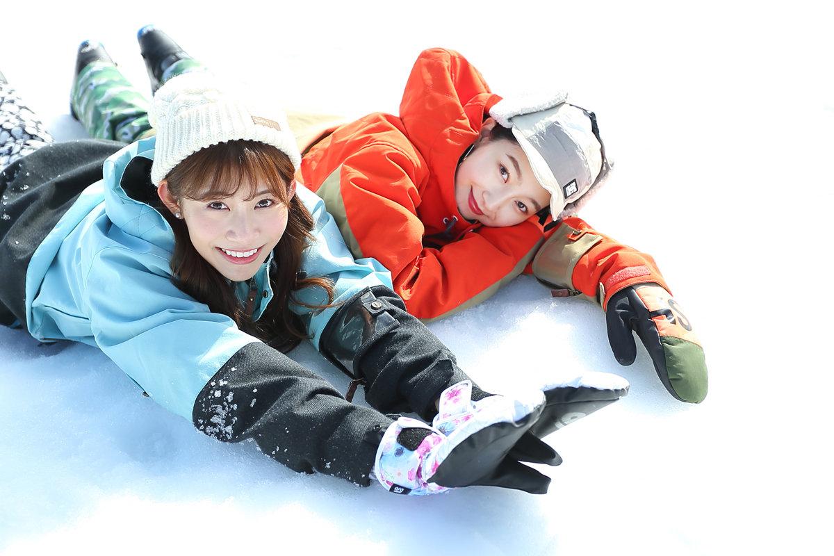 スノボ初心者が「めいほうスキー場」でゲレンデ女子になってみた。郡上八幡とセットで楽しむ冬旅とは?