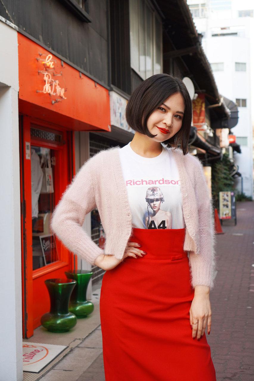 名古屋のファッション界を代表するセレクトショップ『BABY FALINE』スタッフ ーインタビュー・RISA ー