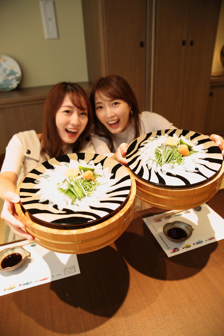 豊橋のふぐ専門店「福べ」で幸せチャージ!ちょっとリッチな大人の姉妹旅に密着!【PR】