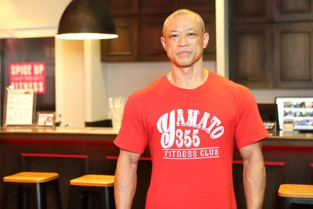 YAMATO355フィットネスクラブ 代表 上嶋勝