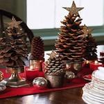 2016クリスマスはテーブルコーディネートを簡単プチプラで楽しもう♪