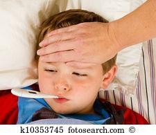 子供が熱を出したらどうすればいい?ホームケアの方法と受診の目安