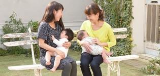 赤ちゃんもママもリラックス!「授乳服のルームウェア」を選ぼう♪