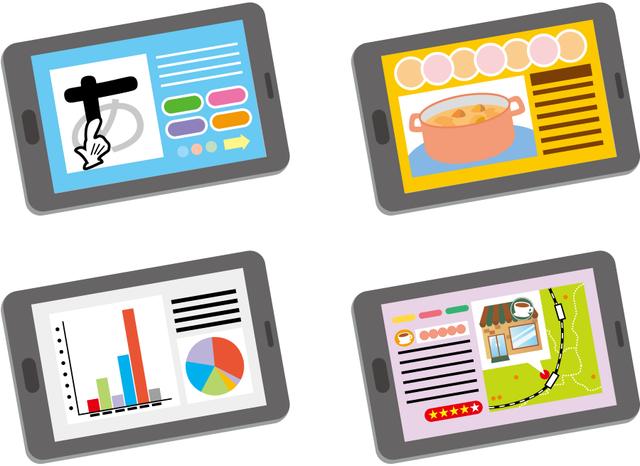 子ども向けアプリの進化がすごい♡親子で遊べるオススメアプリ5選