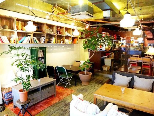 「カフェ風リビング」でユックリしょう♪落ち着く空間の作り方!