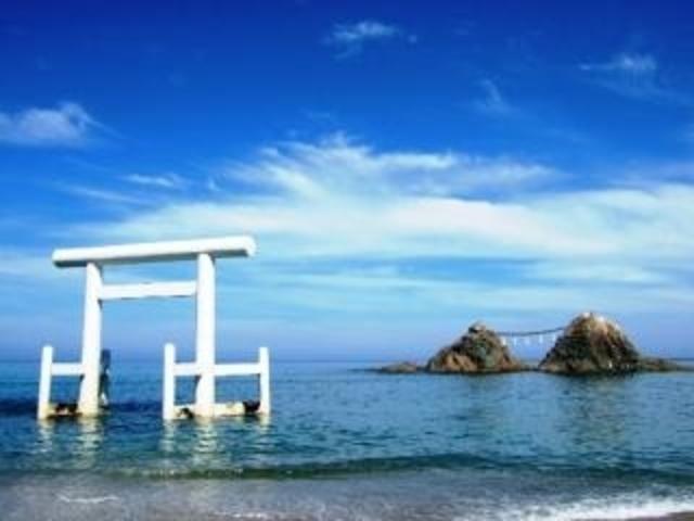 大切な人と出かけよう!糸島・二見ヶ浦で夫婦のデートしませんか?