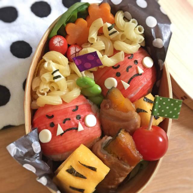 節分にキャラ弁はいかが?子どもが喜ぶ、かわいくておいしい節分弁当を作ろう♡