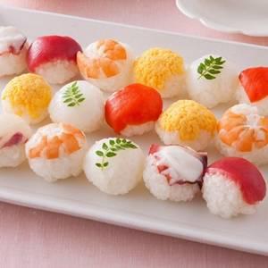 雛祭りに手まり寿司を作ろう!おもてなしにピッタリの可愛いレシピ♡