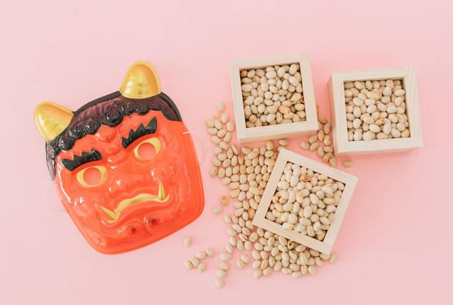 「節分の日にどうして豆まきするの?」子供に伝えたい節分の由来
