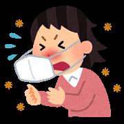 花粉症の症状ってどんなもの?風邪の症状とどう違うのだろうか?