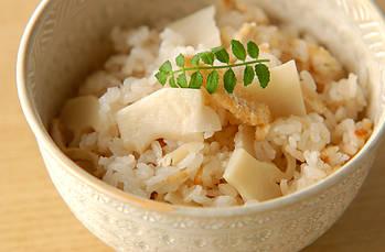春に食べたい!たけのこご飯レシピ♡シャキシャキの食感が最高!