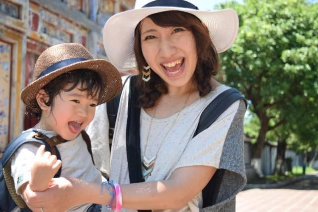 ママとベビーのおそろいコーデ♪プチプラファッションで仲良し親子♡
