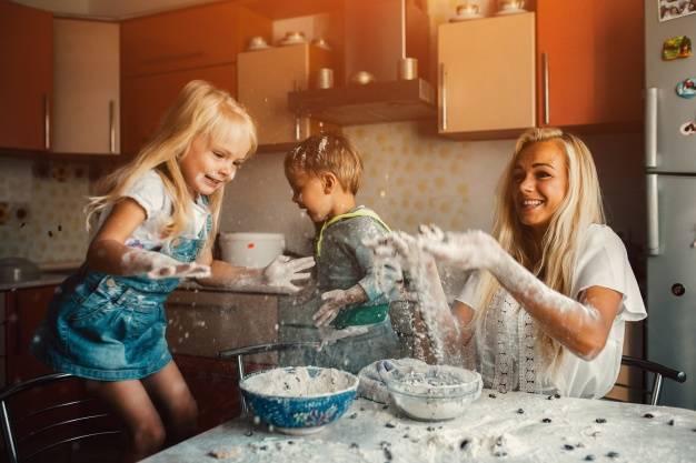 子どもにも出来る料理のお手伝いとは?親子で一緒に楽しく作れるレシピもご紹介♪