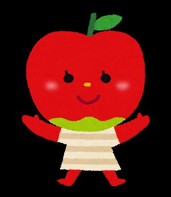 りんごは離乳食の味方!初期から使えるりんごで離乳食を進めよう!