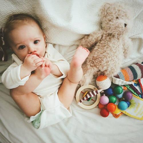 『赤ちゃんの洋服』通販サイトをご紹介♪迷ってしまうほどの可愛い洋服♥