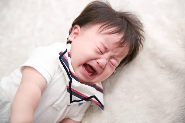 生後6ヶ月の夜泣きには原因があった!泣き止まない時の対処法を徹底リサーチ!