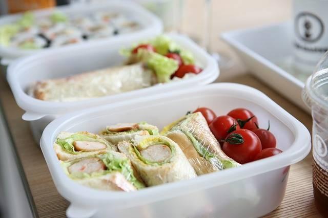 野菜いっぱいサンドイッチのお弁当♡おいしさキープ!見映えもupの作り方のコツとは?