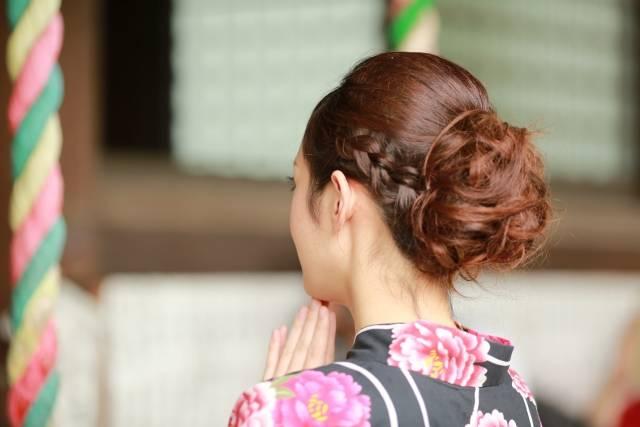 【動画あり】浴衣に合う髪型は自分で作っちゃお♡長さ別にできる可愛いヘアアレンジ術♪
