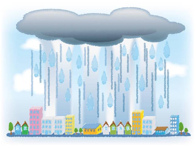 ゲリラ豪雨から子供を守るために!遭遇した時の対処法と日頃から気をつけたいこととは?