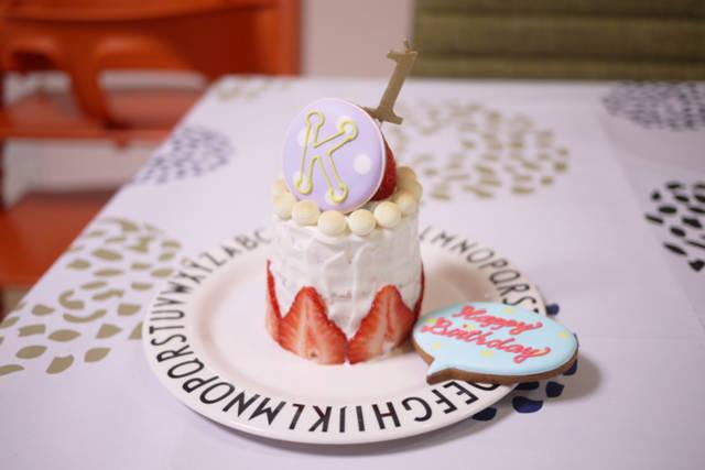 離乳食のケーキってどんなもの?!1歳やハーフバースデーに手作りケーキでお祝いしよう!