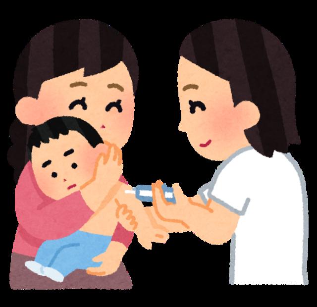 赤ちゃんの予防接種の種類とスケジュールを解説!乳児がかかりやすい感染症にも気をつけて!