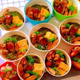 本当に簡単な運動会のお弁当レシピ♡時短、テクいらずなアイデア山盛りで子供の笑顔もゲット!